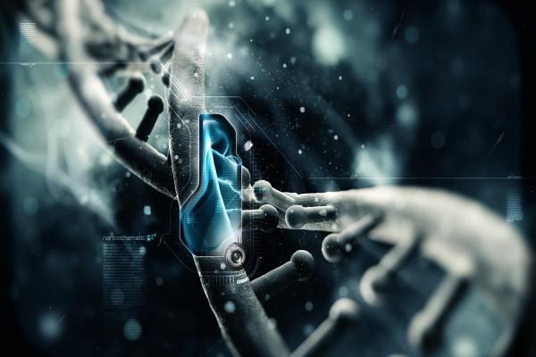 Nano tecnología en el ADN