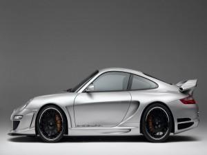 Porsche Gemballa Avalanche GTR 550