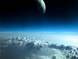 Hermosas vistas desde el espacio