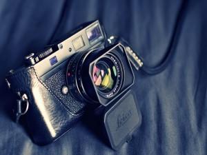 Cámara de fotos Leica