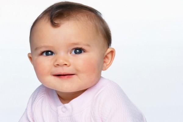 Un lindo bebé