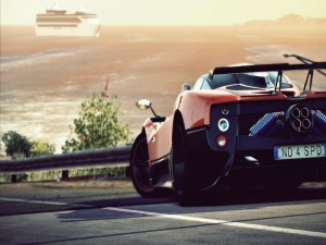 Pagani Zonda (Need For Speed)