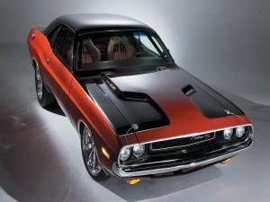 Dodge Challenger 550 Hemi RT