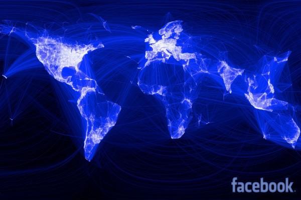 Facebook en todo el mundo