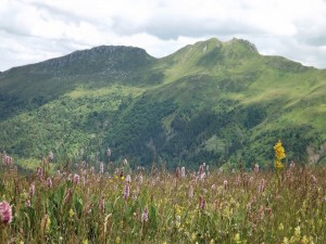 Montañas con encanto