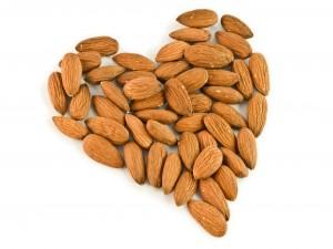 Almendras, un fruto seco saludable