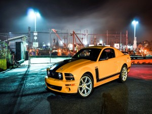 Ford Mustan 302