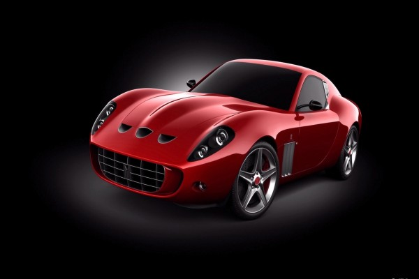 Ferrari 599 GTO Vandenbrink