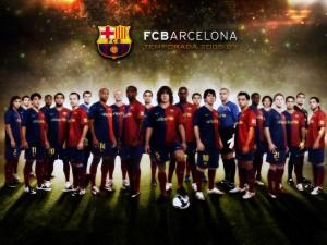Fútbol Club Barcelona temporada 2008/09