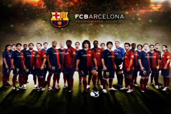 Fútbol Club Barcelona temporada 2008/09