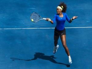 La tenista Serena Williams