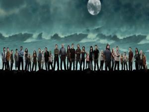 "Personajes de la serie ""Perdidos"""