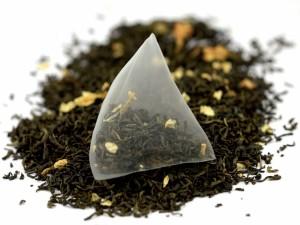 Pirámide de té