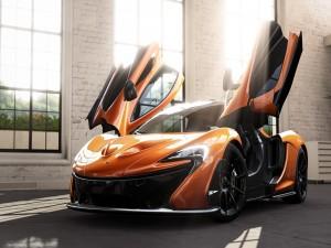 Mclaren P1 (Forza Motorsport 5)