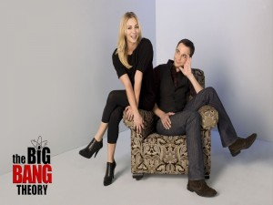 Dr. Sheldon Lee Cooper y Penny (The Big Bang Theory)