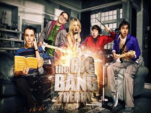 """Los chicos de """"The Big Bang Theory"""""""