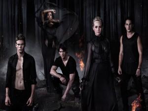 Personajes de la quinta temporada de (The Vampire Diaries)