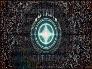 "Mosaico del juego ""Star Citizen"""