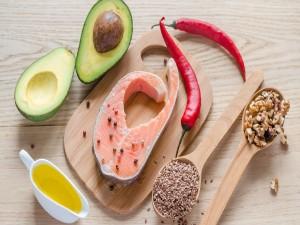 Alimentos con grasas naturales