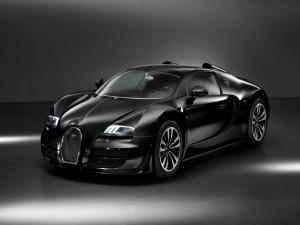 Un Bugatti Veyron