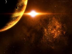 Lunas entorno a un planeta