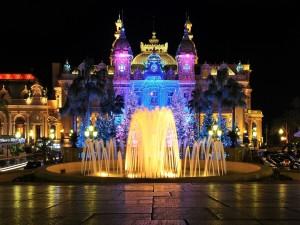Noche en el casino de Monte Carlo