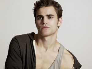 El actor Paul Wesley