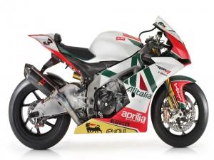 Moto Aprilia RSV4