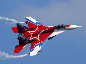 Avión Mikoyan MiG-29M