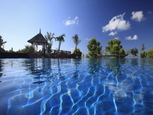 Elegante Spa Hotel en Ibiza, España