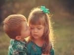 El primer beso