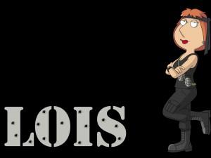 Una Lois guerrera (Padre de Familia)