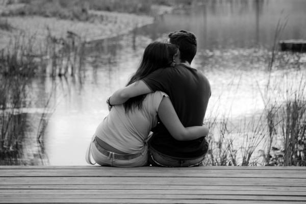 Abrazo de amor