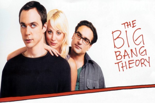 Sheldon, Penny y Leonard (The Big Bang Theory)