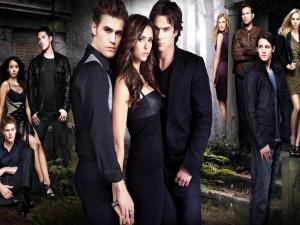"""Protagonistas y personajes secundarios de """"The Vampire Diaries"""""""