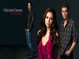 The Vampire Diaries (love sucks)