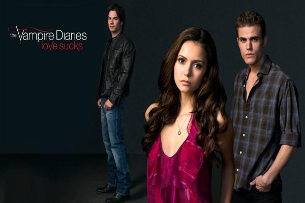 The Vampire Diaries (love sucks)