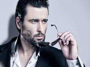 El modelo Mario Gallardo