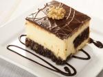 Pastel de chocolate con frutos secos