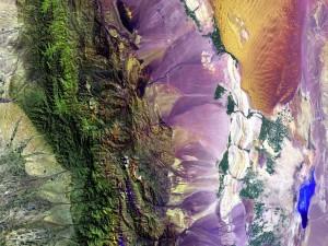 Imagen de la Tierra (NASA)