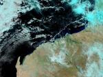 Imagen satélite de la Tierra