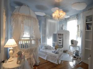Una bonita habitación infantil