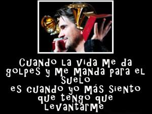 Frase de Juanes