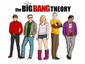 "Personajes animados de ""The Big Bang Theory"""