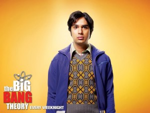 Dr. Rajesh Ramayan Koothrappali (The Big Bang Theory)