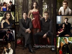 "Imágenes de la serie ""The Vampire Diaries"""