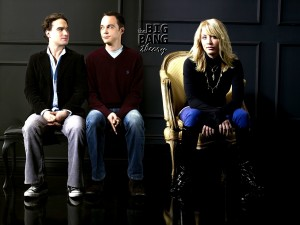 Penny, Sheldon y Leonard (The Big Bang Theory)