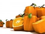 Naranjas cuadradas