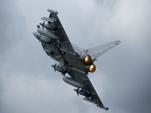 Eurofighter Typhoon (caza bimotor)