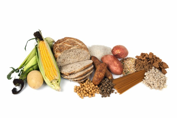 Cereales, legumbres y tubérculos